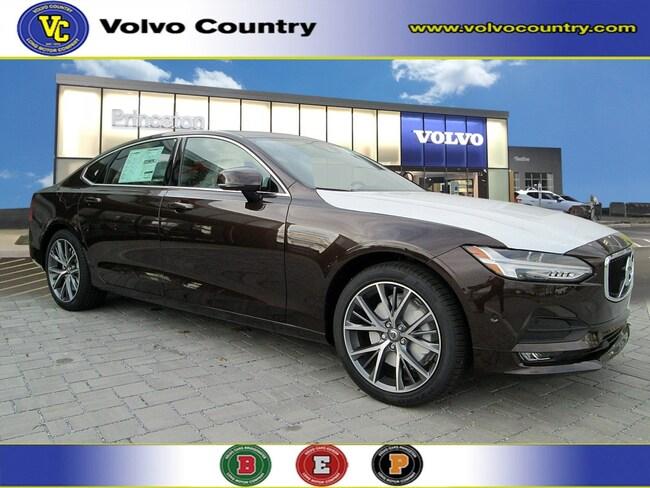 New 2018 Volvo S90 T5 AWD Momentum Sedan For Sale/Lease Edison, NJ
