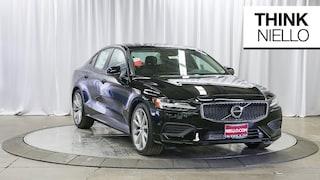 New 2019 Volvo S60 T5 Momentum Sedan 19256V in Sacramento