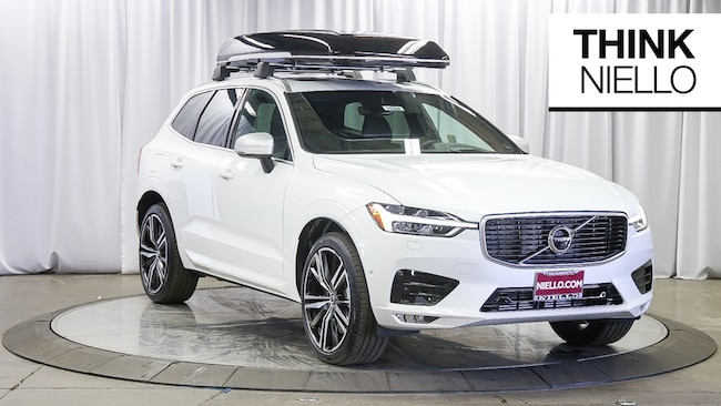 New 2019 Volvo XC60 T6 R-Design SUV in Sacramento, CA