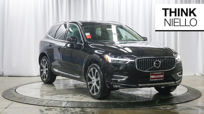 New 2019 Volvo XC60 T5 Inscription SUV For Sale/Lease Sacramento, CA