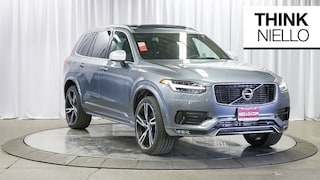 New 2019 Volvo XC90 T5 R-Design SUV in Sacramento
