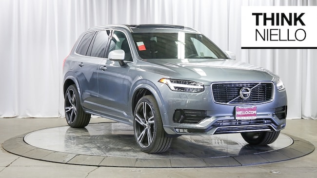 New 2019 Volvo XC90 T5 R-Design SUV in Sacramento, CA