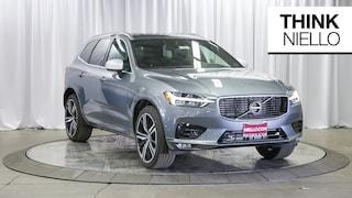 New 2019 Volvo XC60 T5 R-Design SUV in Sacramento