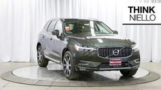 New 2019 Volvo XC60 T6 Inscription SUV in Sacramento