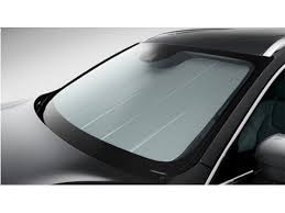 Volvo Windshield Sunshades