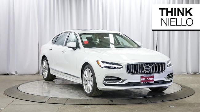 New 2019 Volvo S90 Hybrid T8 Inscription Sedan in Sacramento, CA