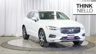 New 2019 Volvo XC60 T5 Inscription SUV in Sacramento