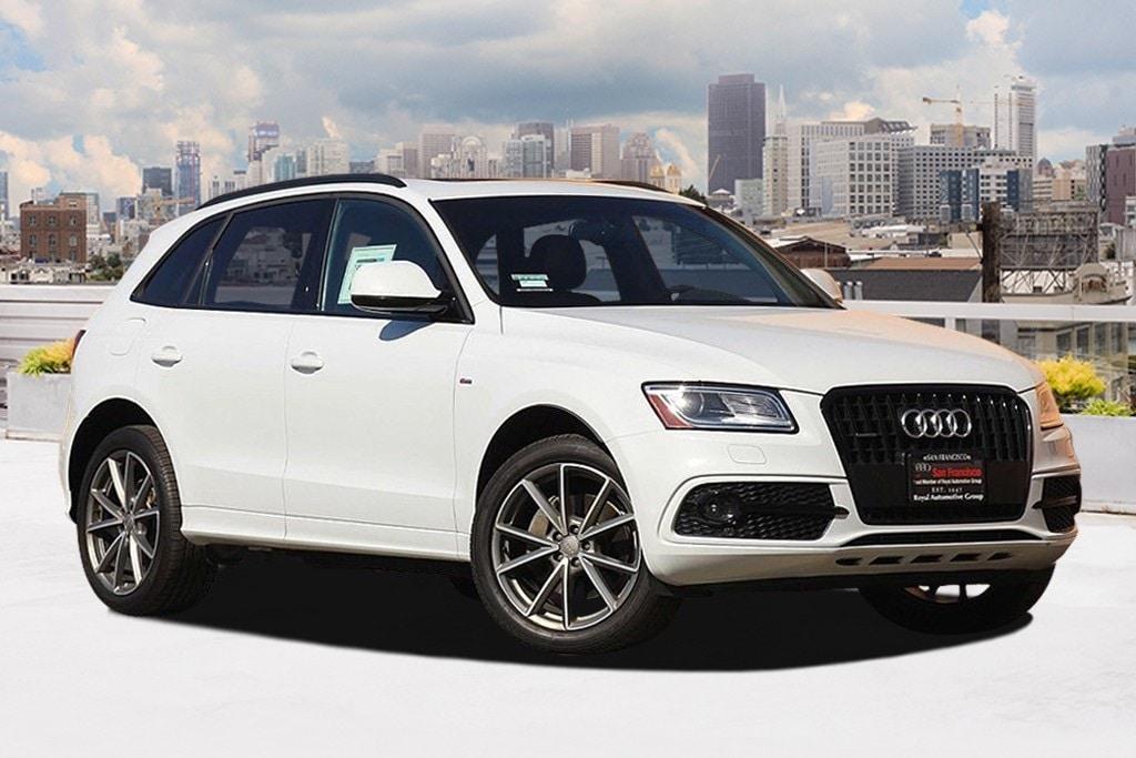 2016 Audi Q5 >> Used 2016 Audi Q5 In San Francisco Ca Vin Wa1dvafp4ga025530