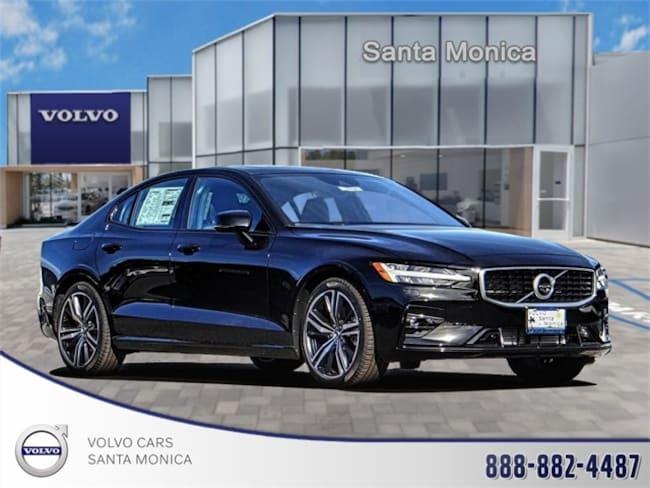 New Volvo 2019 Volvo S60 T5 R-Design Sedan Santa Monica