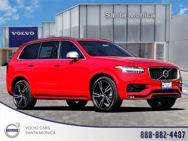 New Volvo 2019 Volvo XC90 T6 R-Design SUV Santa Monica