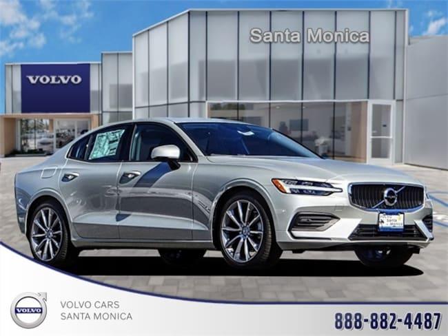 New Volvo 2019 Volvo S60 T5 Momentum Sedan Santa Monica