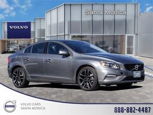 2018 Volvo S60 T5 Dynamic Sedan