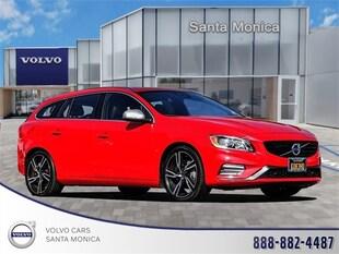 2017 Volvo V60 T6 R-Design Platinum Wagon