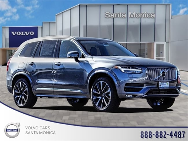 New Volvo 2019 Volvo XC90 T6 Inscription SUV Santa Monica
