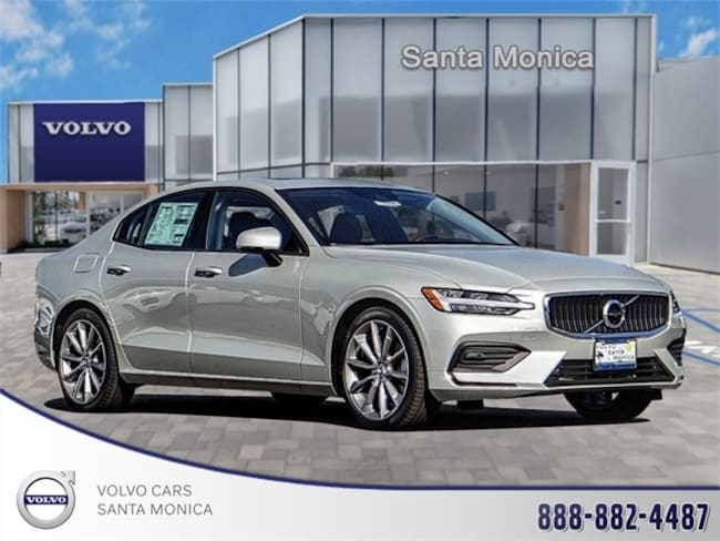 New 2019 Volvo S60 T5 Momentum Sedan For Sale/Lease Santa Monica, CA