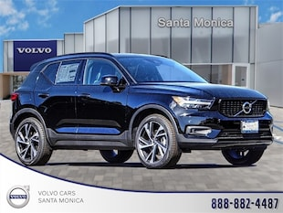 2019 Volvo XC40 T4 R-Design SUV