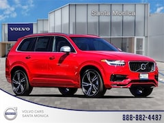 New Volvo models for sale 2019 Volvo XC90 T6 R-Design SUV YV4A22PM0K1479565 in Santa Monica, CA