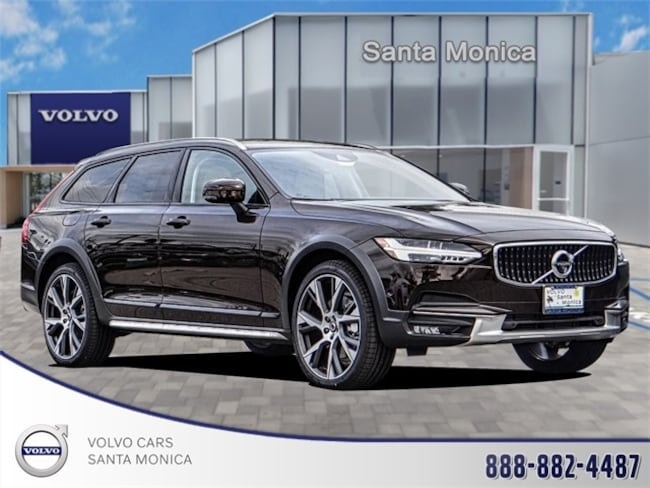 New 2018 Volvo V90 Cross Country T6 AWD Wagon For Sale/Lease Santa Monica, CA