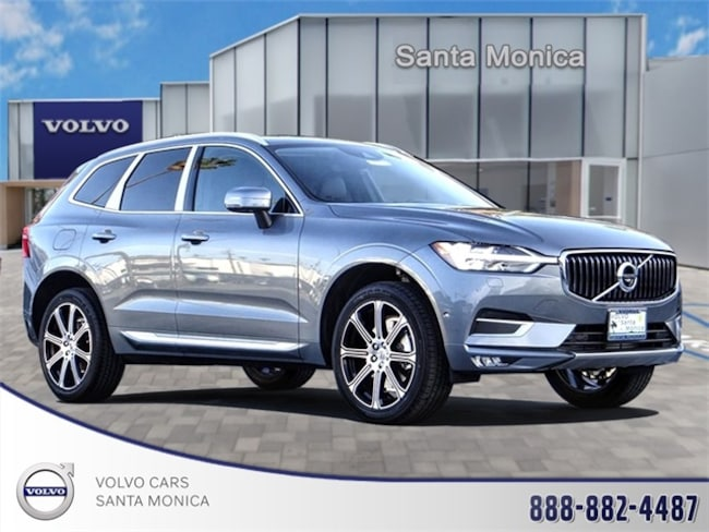 New Volvo 2019 Volvo XC60 T6 Inscription SUV Santa Monica