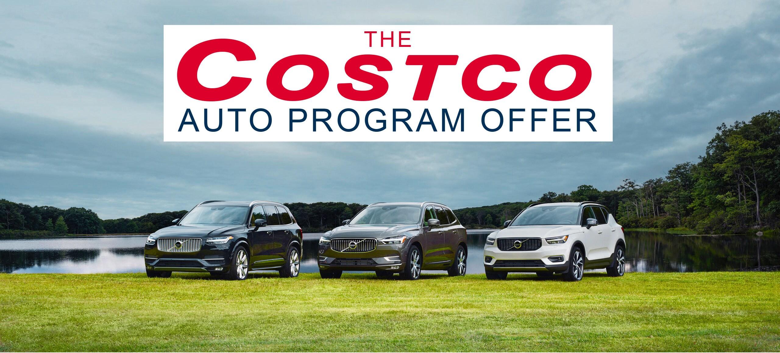 Costco Auto Program >> The Costco Auto Program Offer Volvo Cars Santa Monica