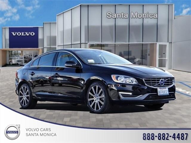 2018 Volvo S60 Inscription T5 Sedan for sale in Santa Monica, CA