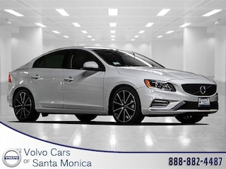 New Volvo models for sale 2018 Volvo S60 T5 FWD Dynamic Sedan YV126MFL0J2453826 in Santa Monica, CA