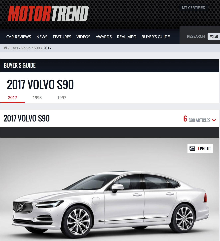 Santa Monica Volvo