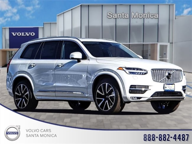 New Volvo 2019 Volvo XC90 T6 Inscription SUV Santa Monica