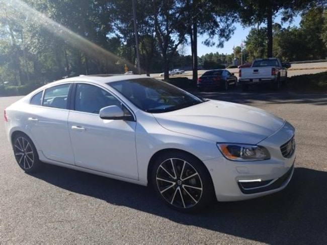 Used 2016 Volvo S60 T6 Drive-E Platinum Sedan in Savannah