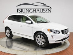 Certified Pre-Owned 2016 Volvo XC60 T6 Drive-E SUV in Springfield, IL