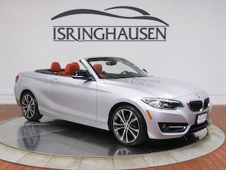 2015 BMW 228i xDrive Convertible for sale in Springfield, IL