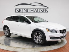 Used 2016 Volvo V60 Cross Country T5 Wagon YV4612HK0G1003622 in Springfield, IL