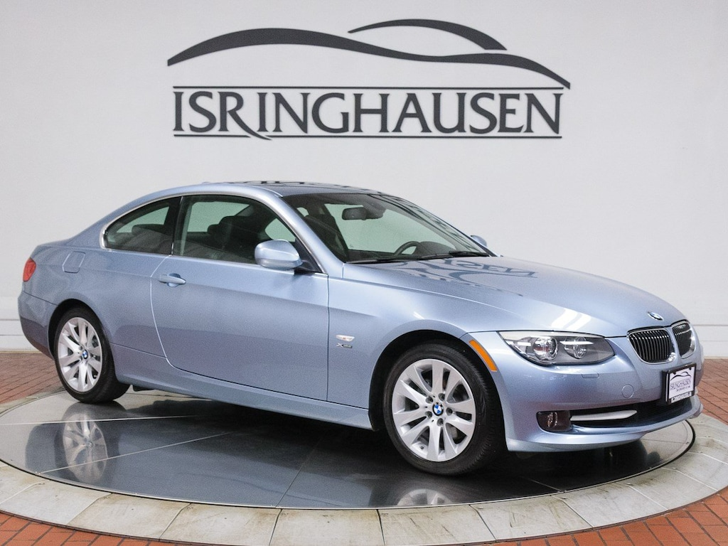 2012 Bmw 328i For Sale >> Used 2012 Bmw 328i Xdrive For Sale In Springfield Il Vin Wbakf3c59ce974354