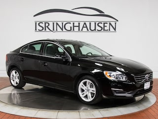 Certified Pre-Owned 2014 Volvo S60 T6 Sedan YV1902FH7E1297392 in Springfield, IL
