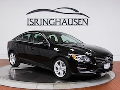 Certified Pre-Owned 2015 Volvo S60 T5 Premier Sedan YV1612TB9F1300598 in Springfield, IL