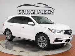 Used 2018 Acura MDX V6 with Technology Package SUV 5J8YD3H50JL000719 in Springfield, IL