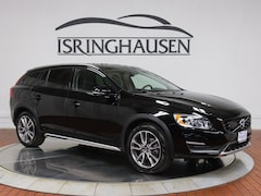 Certified Pre-Owned 2016 Volvo V60 Cross Country T5 Wagon YV4612HK4G1014672 in Springfield, IL