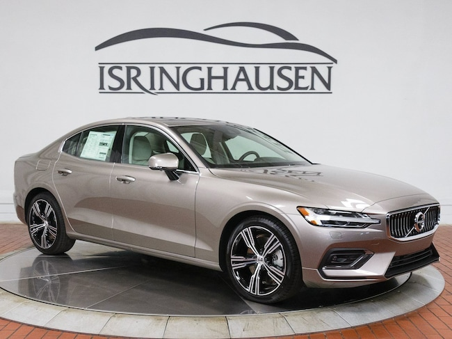 New 2019 Volvo S60 T6 Inscription Sedan Springfield, IL