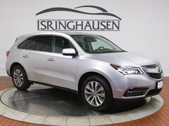 Used 2014 Acura MDX MDX SH-AWD with Technology Package SUV 5FRYD4H42EB018822 in Springfield, IL