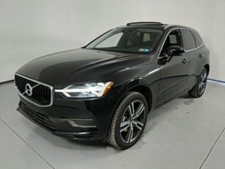 New 2018 Volvo XC60 T5 AWD Momentum SUV for Sale in State College, PA, at Volvo Cars of State College