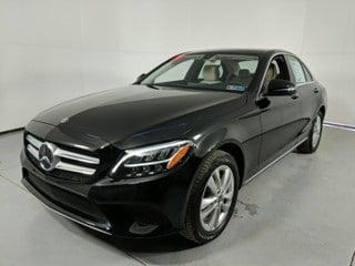 Featured Used 2019 Mercedes-Benz C-Class C 300 4MATIC Sedan in State College, PA