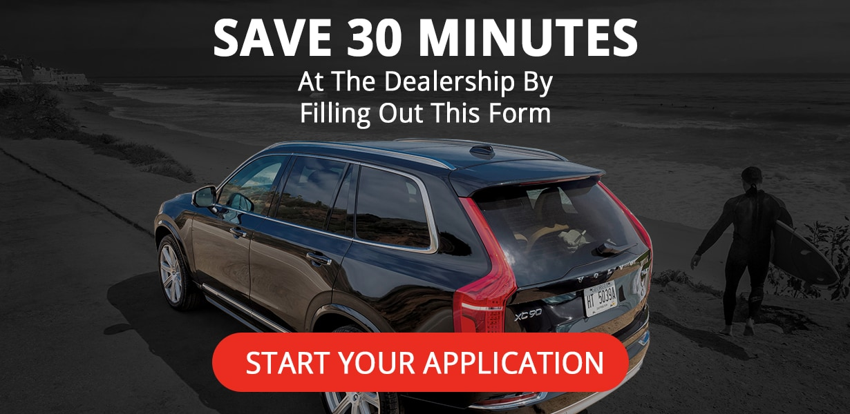 Vehicle Financing & Credit Application | Jim Pattison Volvo of Surrey