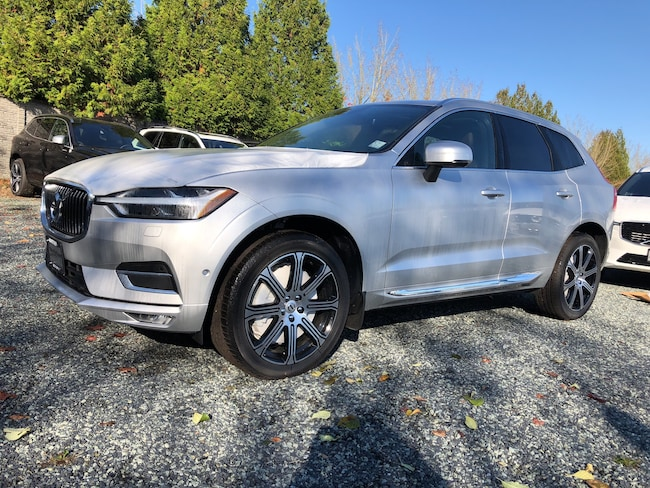 2019 Volvo XC60 T6 AWD Inscription Sport Utility
