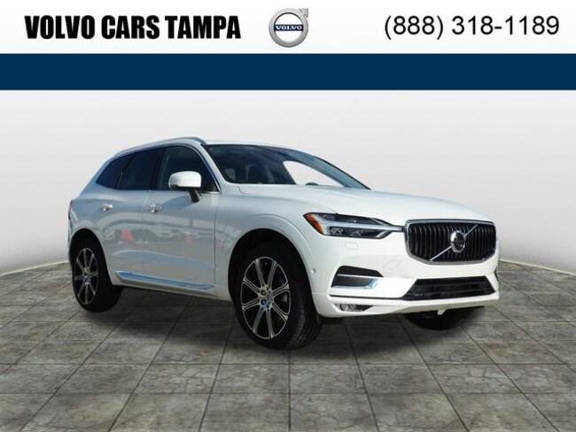 New 2019 Volvo XC60 T5 Inscription SUV in Tampa, FL