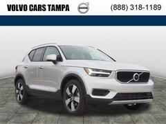 New 2019 Volvo XC40 T5 Momentum SUV K2139605 YV4162UK5K2139605 in Tampa, FL