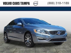 2016 Volvo S60 T5 Drive-E Inscription T5 Drive-E Inscription  Sedan LYV402FK6GB113535