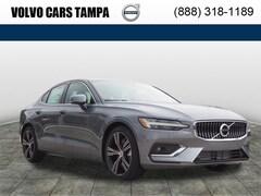 New 2019 Volvo S60 T6 Inscription Sedan KG010093 7JRA22TLXKG010093 in Tampa, FL