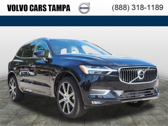 New 2019 Volvo XC60 T5 Inscription SUV in Tampa, FL