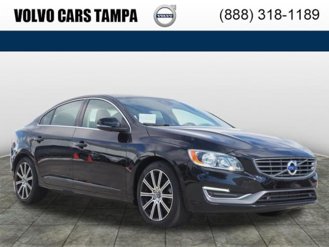 2016 Volvo S60 T5 Drive-E Inscription T5 Drive-E Inscription  Sedan