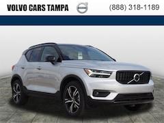 New 2019 Volvo XC40 T4 R-Design SUV K2108186 YV4AC2HM4K2108186 in Tampa, FL